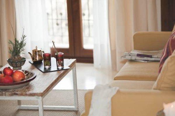 Hotel & Restaurant Jardi D'Arta - фото 4