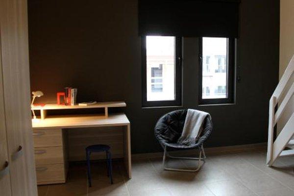 13 O'clock Hostel Ghent - фото 7
