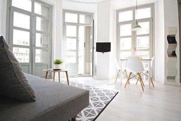 Malaga Urban Rooms - фото 21