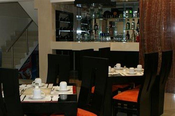 Hotel Cancalli Business & Suites - 16