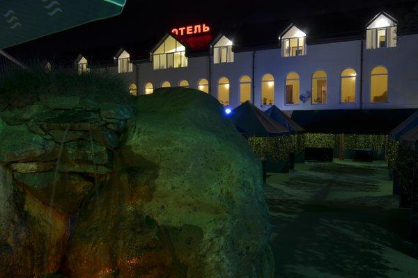 Отель Джамиля - фото 20