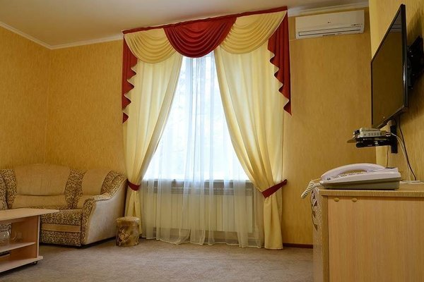 Отель Джамиля - фото 7
