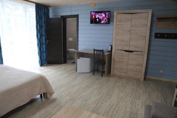 Парк Отель Манжерок - фото 10