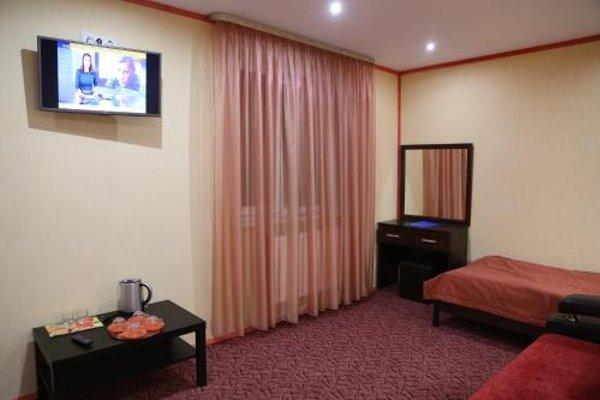 Парк Отель Манжерок - фото 4