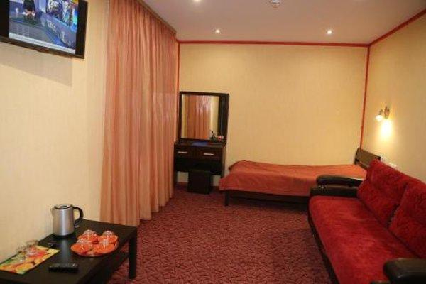 Парк Отель Манжерок - фото 5