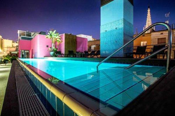 Отель Barcelona Catedral - фото 18