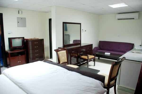 The Paradise Inn Hotel Apartments - фото 7