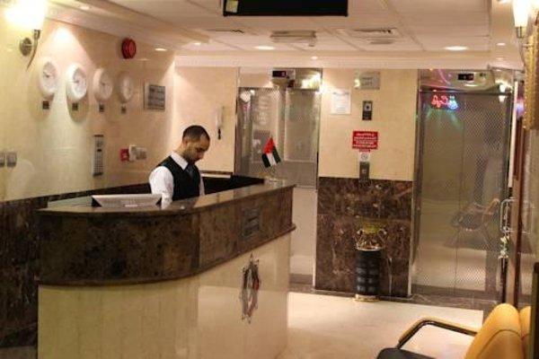 Arabian Hotel Apartments - 22