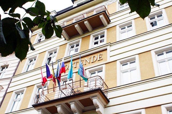 Hotel Ostende - фото 23