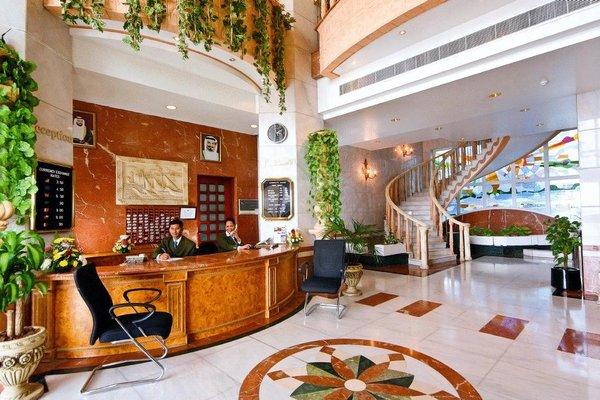 Ramada Beach Hotel Ajman - 6