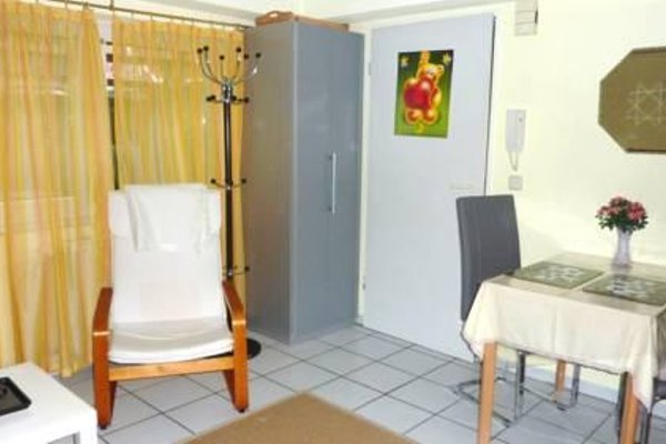 Studio Apartment Dusseldorf - фото 35