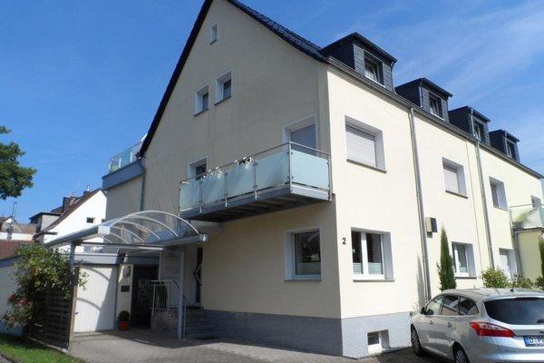 Studio Apartment Dusseldorf - фото 21