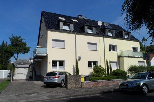 Studio Apartment Dusseldorf - фото 22