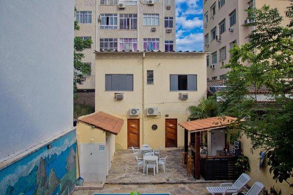 Quintal do Maracana Hostel - фото 21