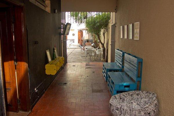Quintal do Maracana Hostel - фото 23