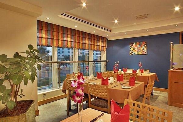 Al Diar Palm Hotel Apartments - фото 10