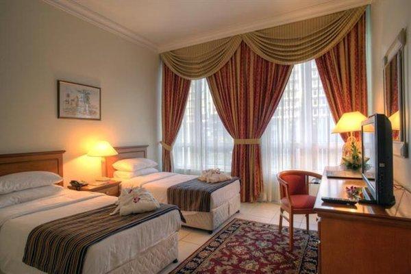 Al Diar Palm Hotel Apartments - фото 3