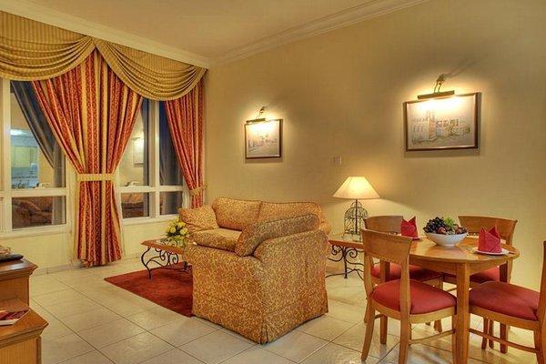 Al Diar Palm Hotel Apartments - фото 4