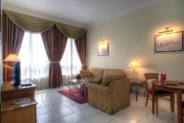 Al Diar Palm Hotel Apartments - фото 6