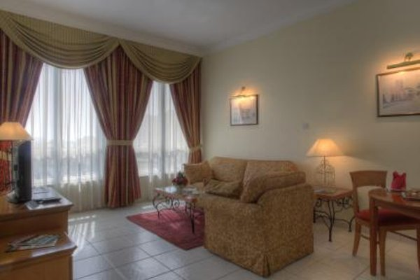 Al Diar Palm Hotel Apartments - фото 7