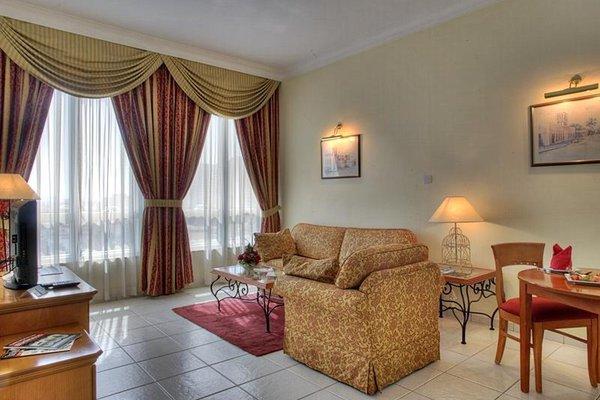 Al Diar Palm Hotel Apartments - фото 8