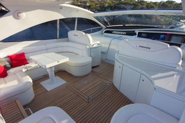 Yacht hotels - фото 11