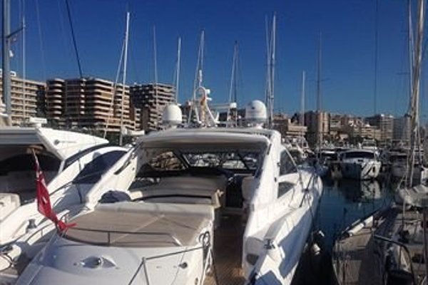 Yacht hotels - фото 17