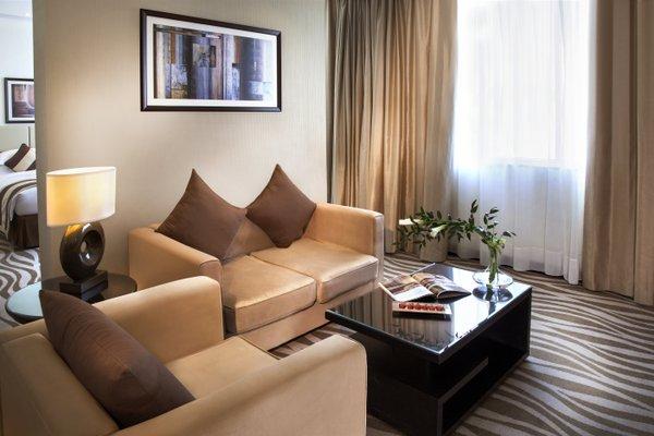 Cristal Hotel Abu Dhabi - фото 8
