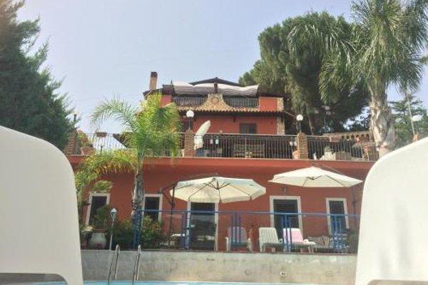 B&B Villa del Sole - фото 23