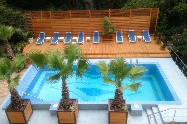 Отель Романов - фото 18