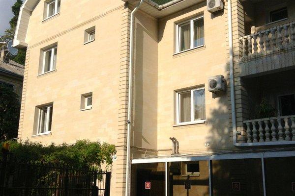 Отель Романов - фото 22