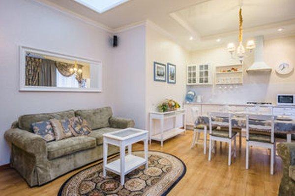 VIP Апартаменты Минск - фото 12