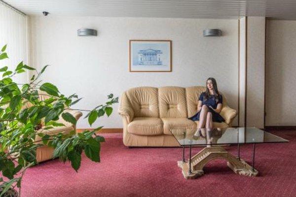 Отель Юбилейный - фото 9