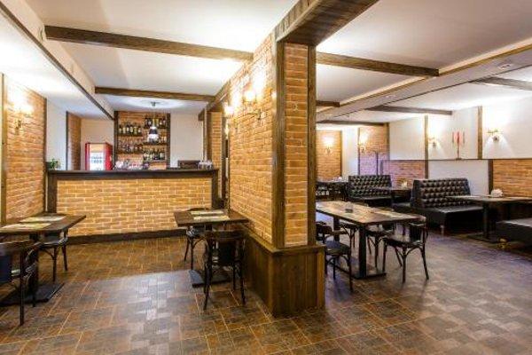 Мини-отель Ля Менска - фото 14