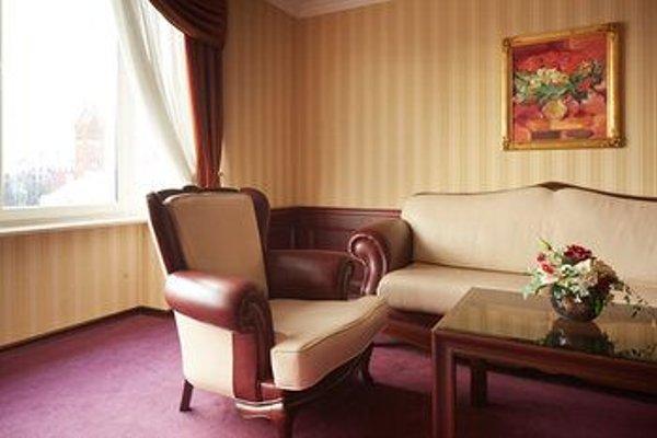 Отель Минск - фото 10