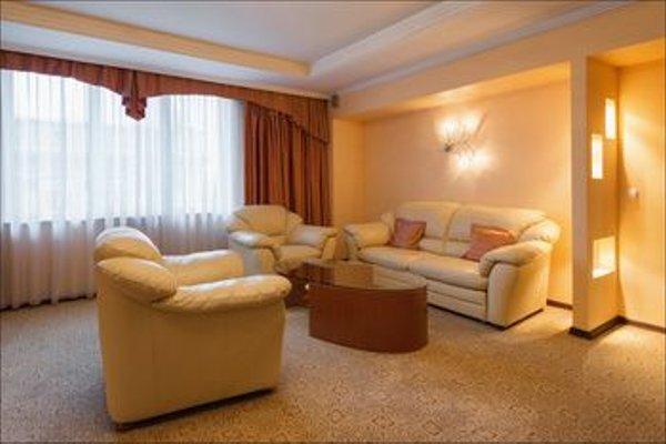 Отель Минск - фото 13