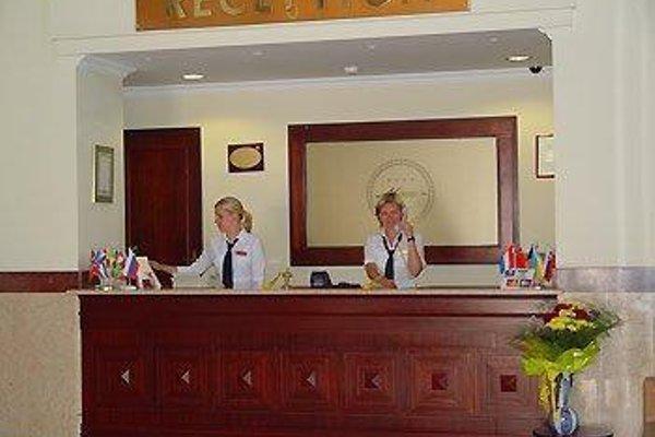 Отель Минск - фото 18