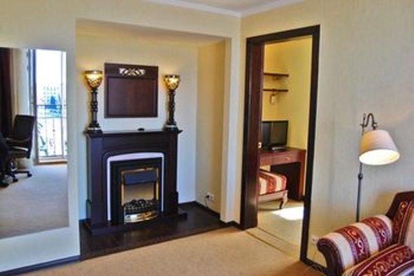 Отель Минск - фото 7