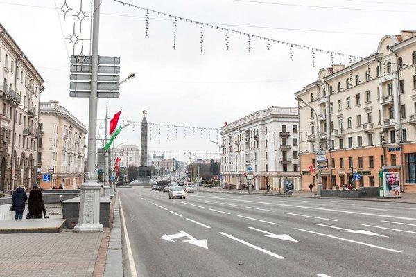 SutkiMinsk Apartment - фото 18