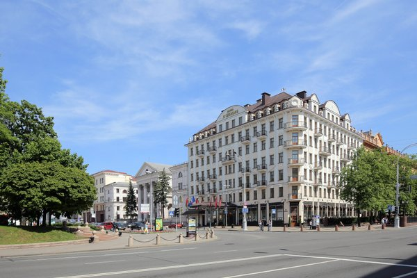 SutkiMinsk Apartment - фото 19