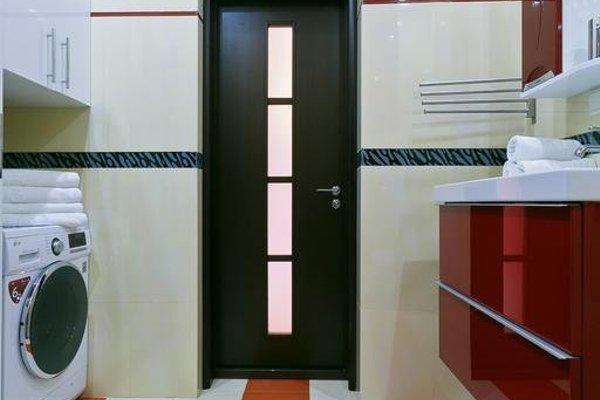 Апартаменты Minsk Apartment Service Luxe Class - 11
