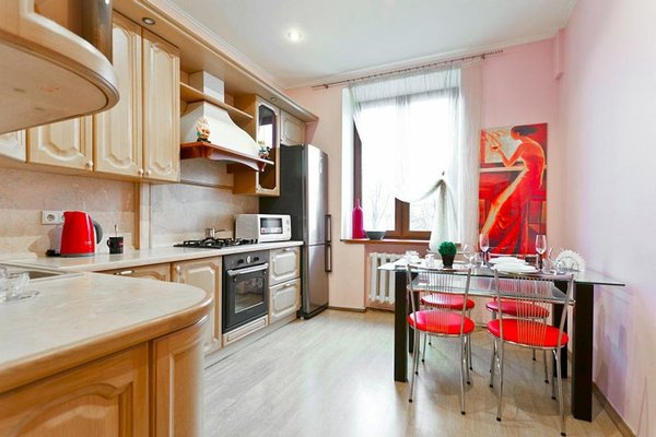 Апартаменты Minsk Apartment Service Luxe Class - 13