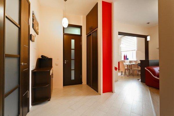 Апартаменты Minsk Apartment Service Luxe Class - 15
