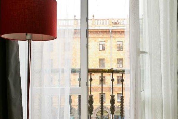 Апартаменты Minsk Apartment Service Luxe Class - 19