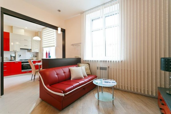Апартаменты Minsk Apartment Service Luxe Class - 4