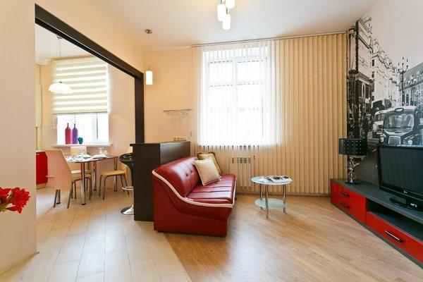 Апартаменты Minsk Apartment Service Luxe Class - 5