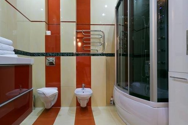 Апартаменты Minsk Apartment Service Luxe Class - 9