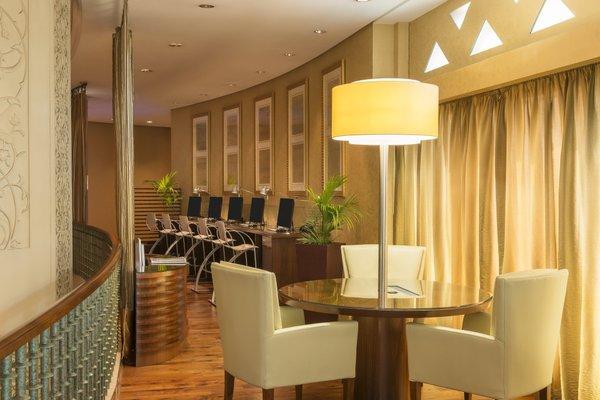 Sheraton Abu Dhabi Hotel & Resort - фото 10