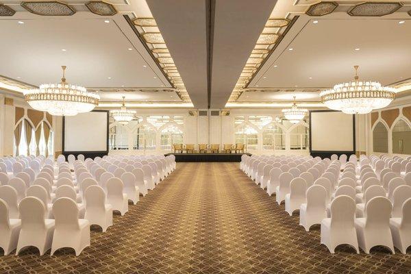 Sheraton Abu Dhabi Hotel & Resort - фото 13