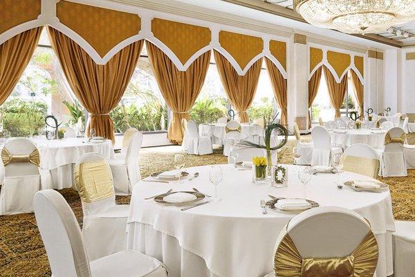 Sheraton Abu Dhabi Hotel & Resort - фото 7